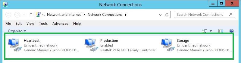 Rename Network