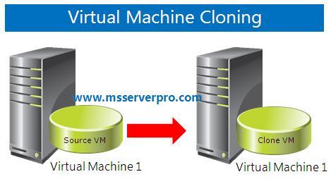 Cloning VM