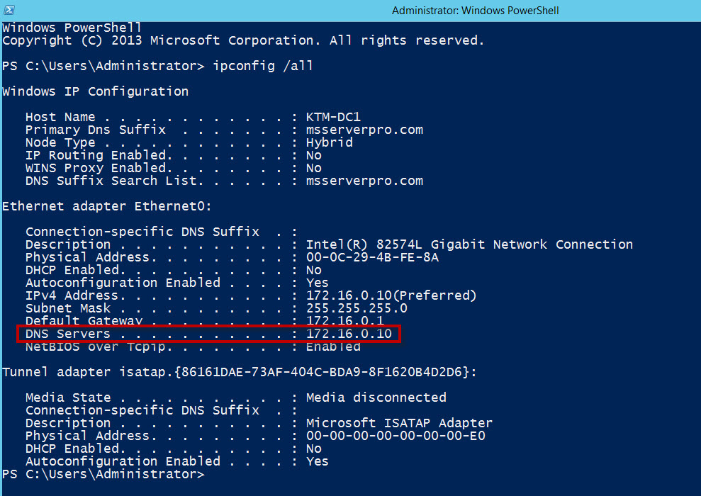 Installing Microsoft Exchange Server 2016 Step By Step – MS