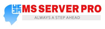 MS Server Pro Logo