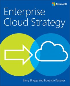 Free E-Book: Microsoft Press : Enterprise Cloud Strategy