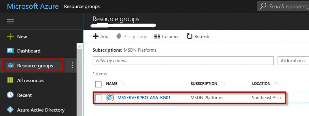 Configuring a VNet-to-VNet VPN Gateway Connection Using the Azure