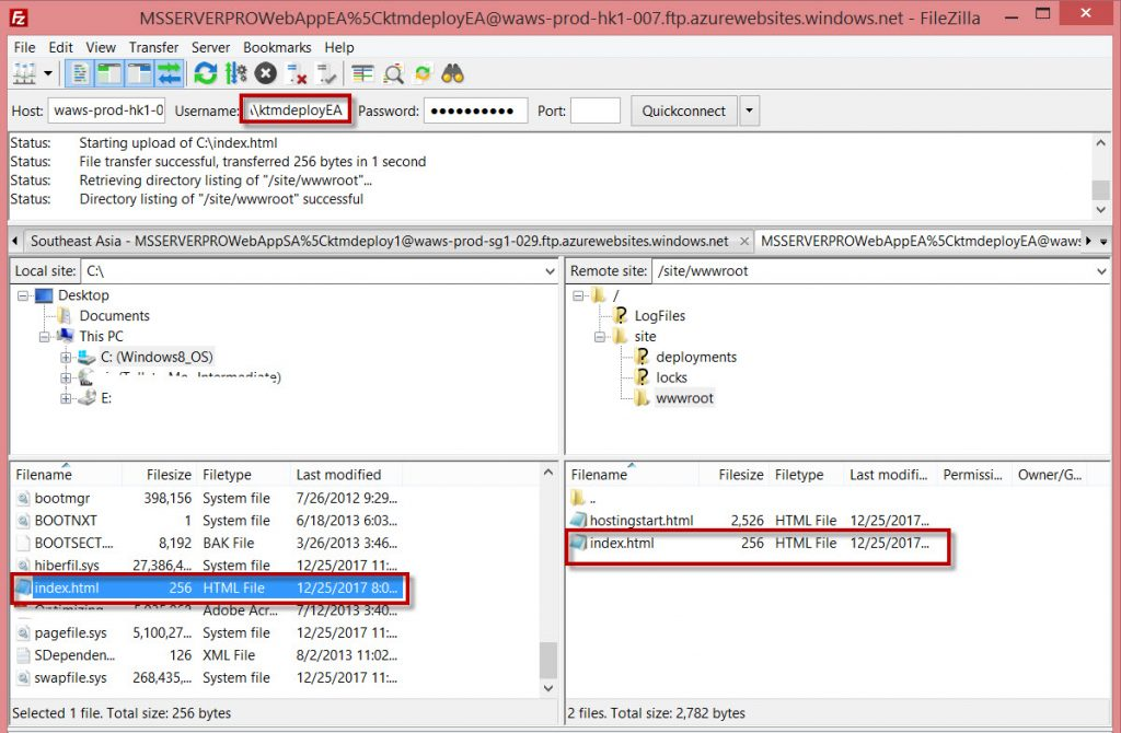 Configuring Azure Traffic Manager using Performance Based Routing