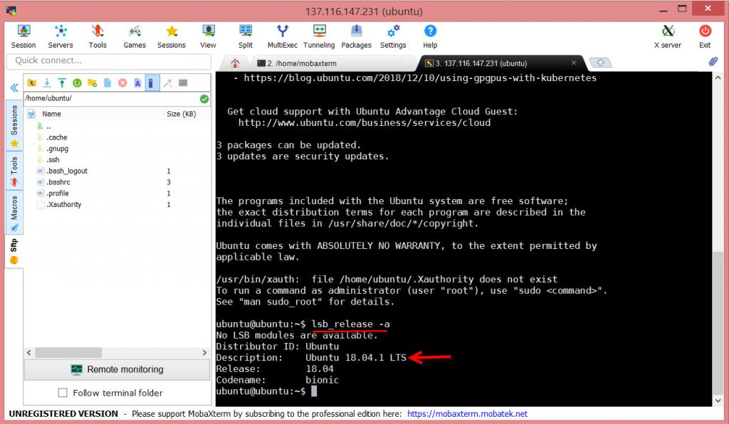 Creating and Connecting Linux Ubuntu VM in Azure – MS Server Pro